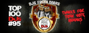 DJS FROM MARS TOP 100
