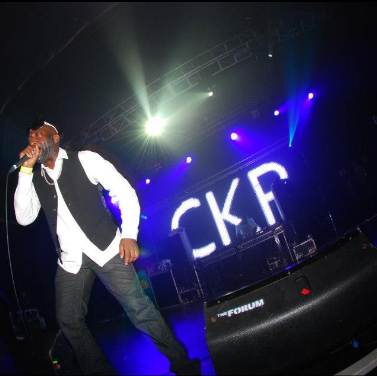 MC CKP | DJ's, Live Acts and Club Tours Agency | Pure DJs