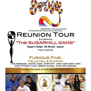 Sugarhill Gang - 8th Wonder